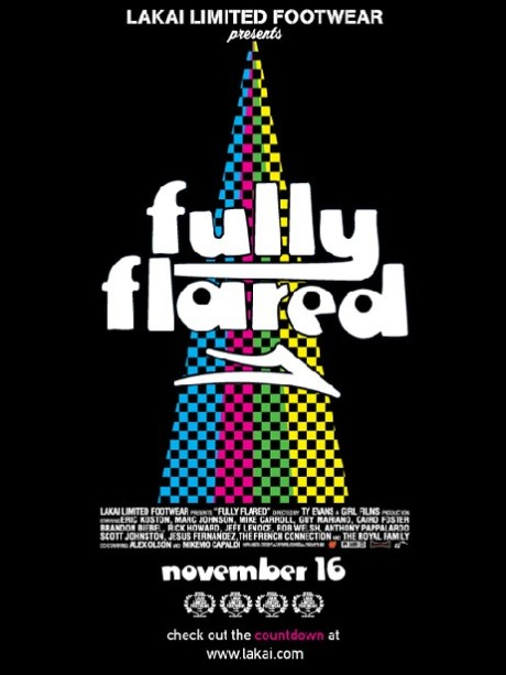 Fully Flared - Afiche